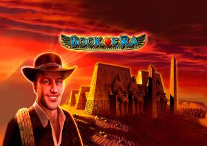Vývoj hry Book Of Ra