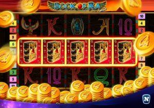 Ako hrať Book Of Ra online