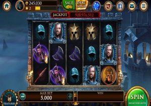 Bonusy a symboly v hre Game of Thrones online